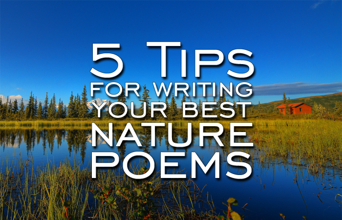 tips for writing poems