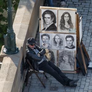 Street artist