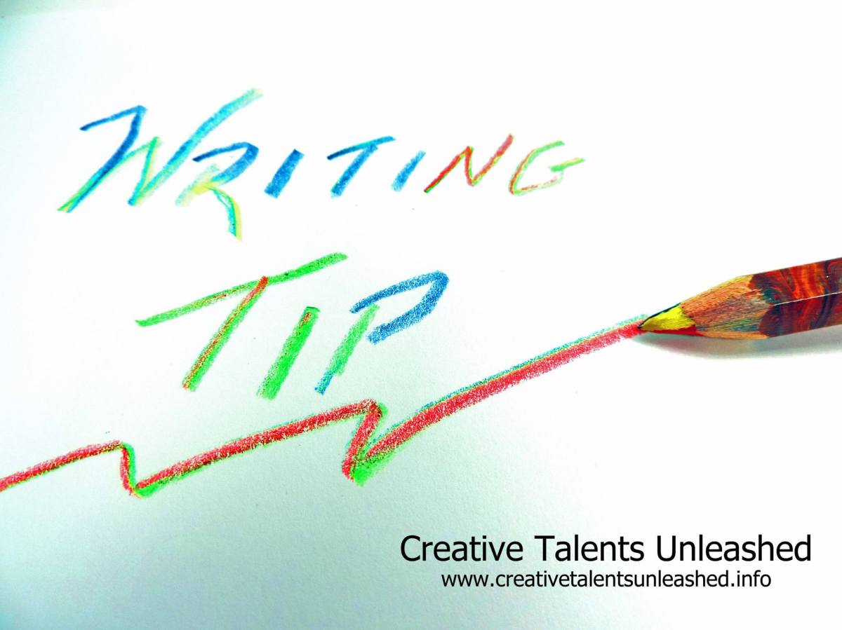Writing Tip: Creativity Comes First
