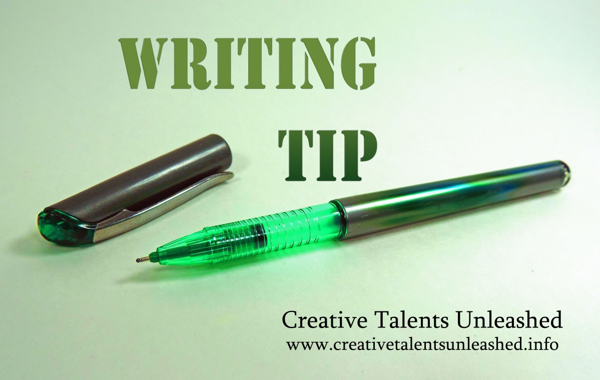 Writing Tip: Advice for Aspiring Writers From 14  Published Authors