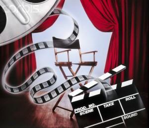Movie Making --- Image by © William Whitehurst/CORBIS