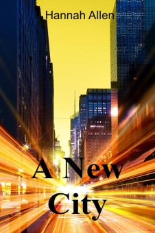A New City Front Cover