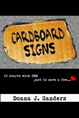 Cardboard Signs