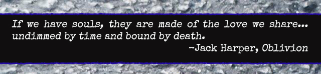 Oblivion Quote