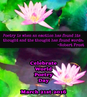 Word Poetry Day