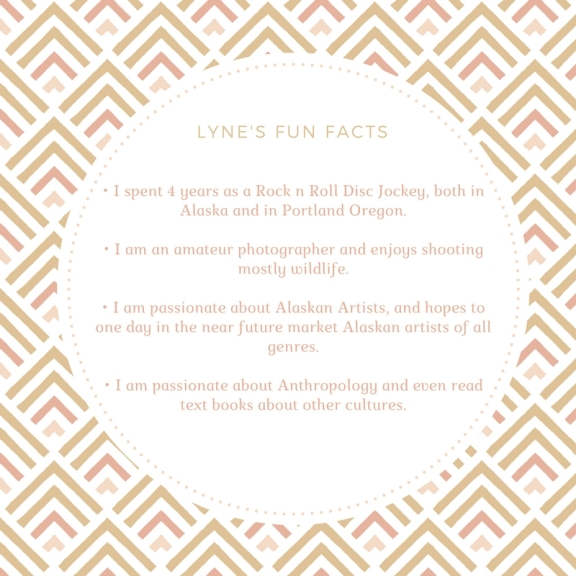 Lyne's Fun Facts
