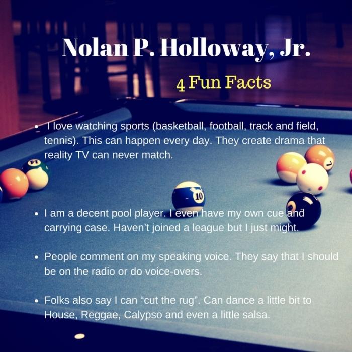 Nolan P. Holloway, Jr.