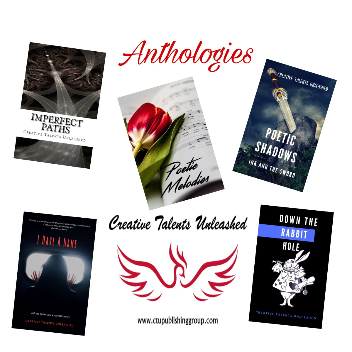 LAST CHANCE DISCOUNT SALE – ALL ANTHOLOGY PUBLICATIONS 25% Off Offer Expires 10/31/17