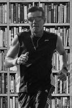 the runner poet bw